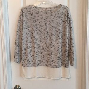 Loft sweater- worn twice